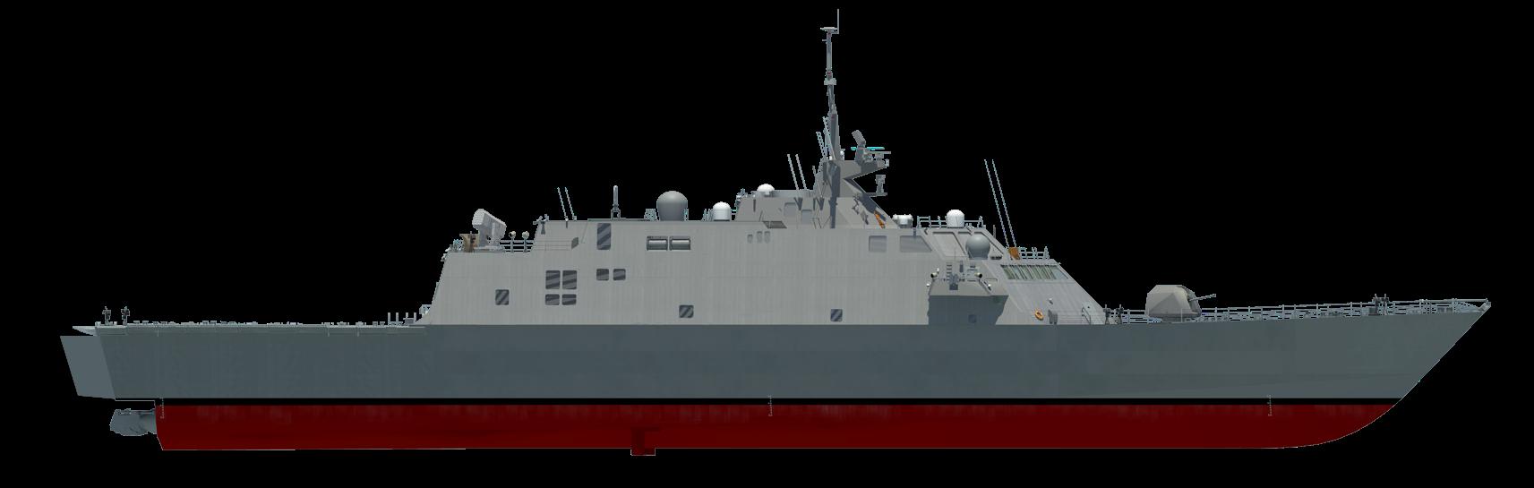 LCS-1 FREEDOM-KlasseGrafik: U.S. Navy