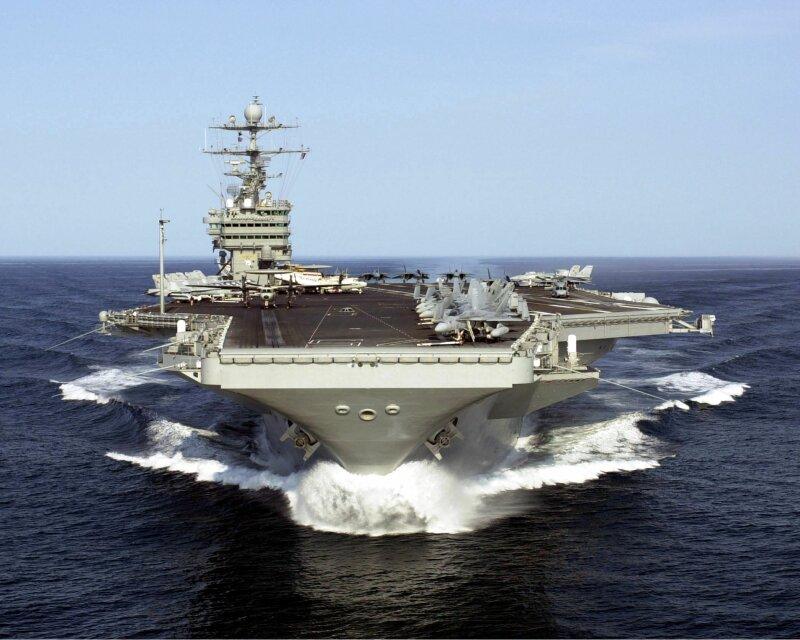 USS HARRY S. TRUMAN CVN-75 Bild: U.S. Navy