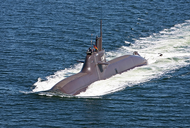 Unterseeboot U-32Bild: PIZ Marine