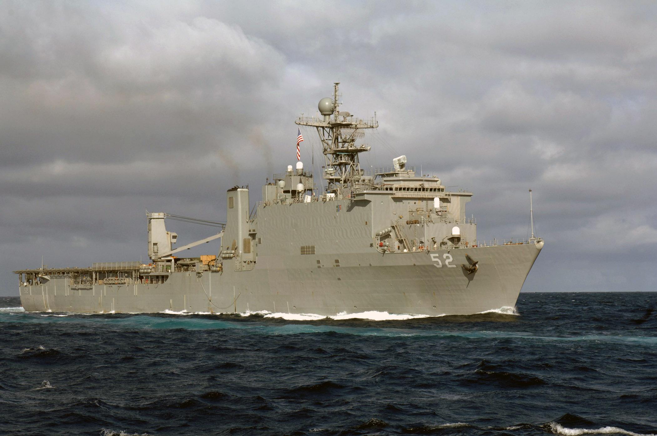 USS PEARL HAROR LSD-52Bild U.S. Navy