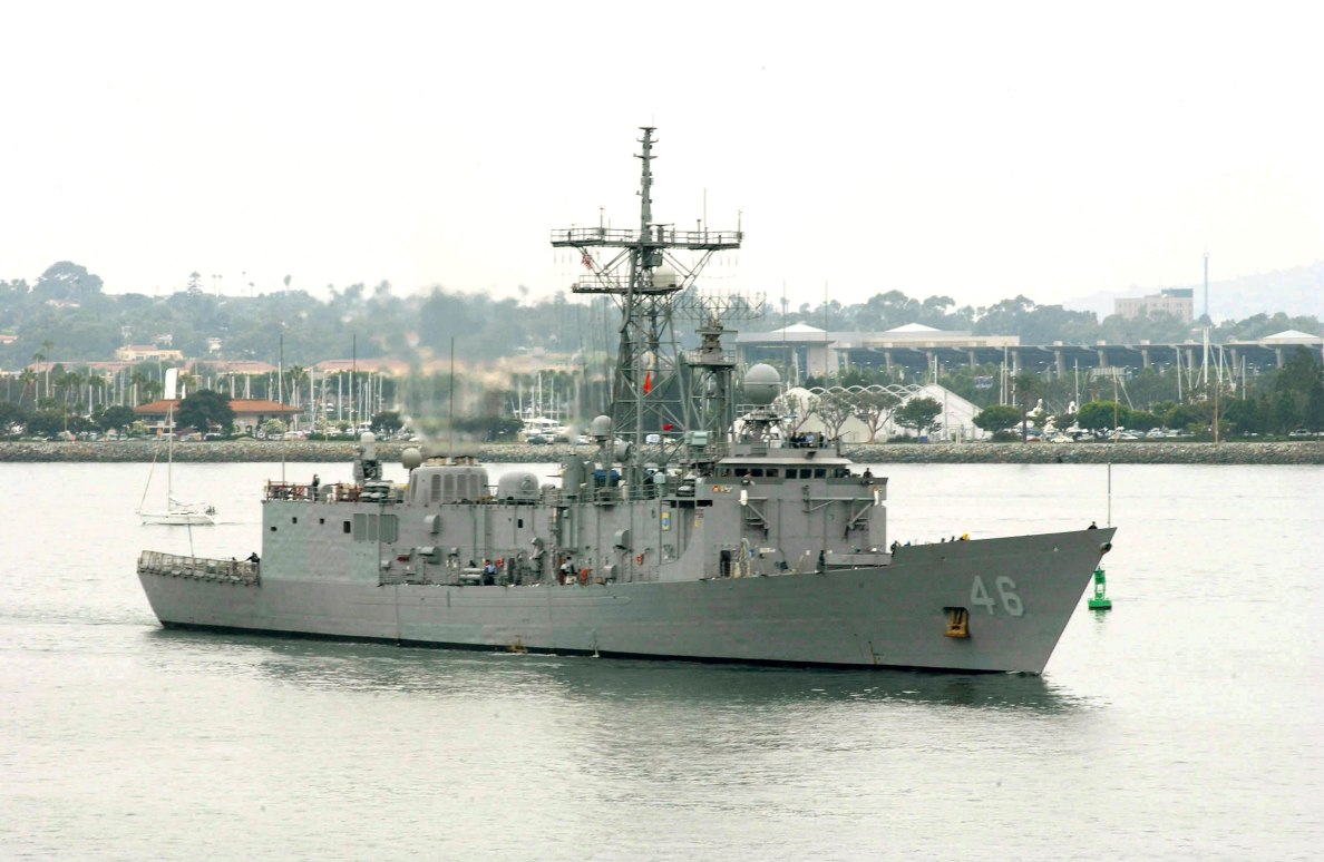USS RENTZ FFG-46Bild: U.S. Navy