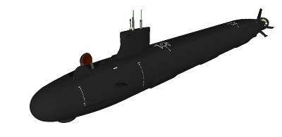 USS NORTH DAKOTA SSN-784 GrafikGrafik: U.S. Navy