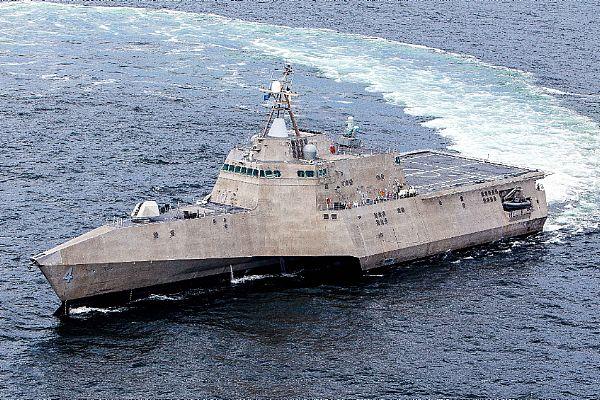 USS CORONADO LCS-4 Bild: U.S. Navy