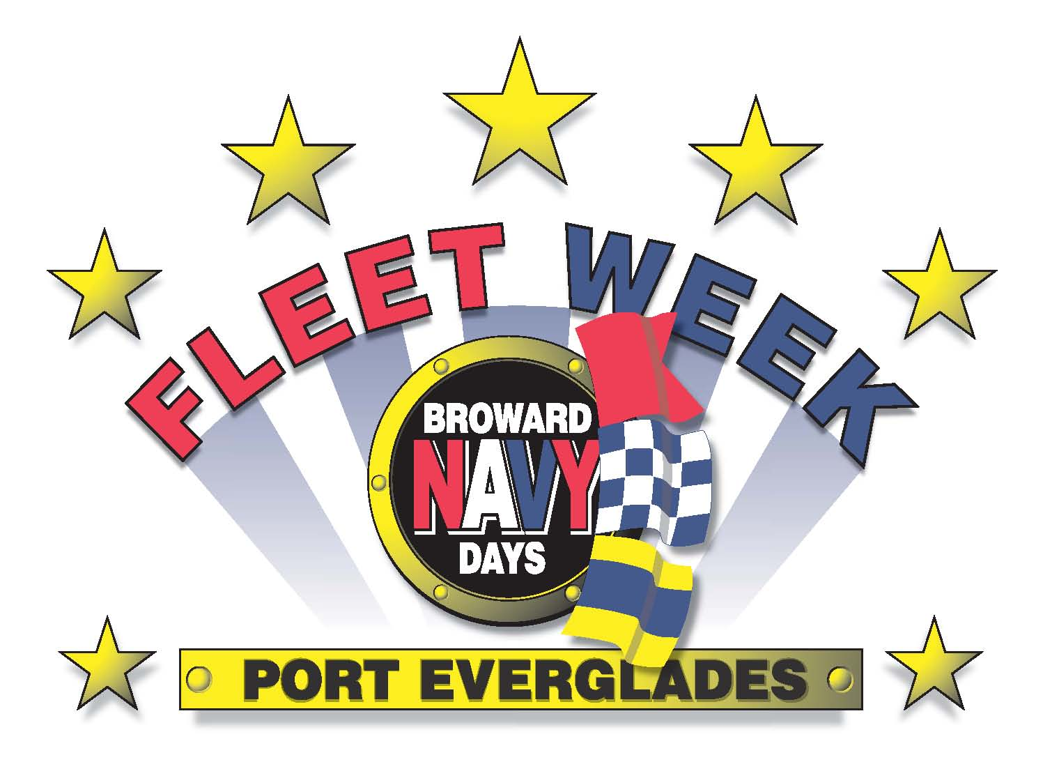 Logo Fleet Week Port Everglades