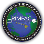 Logo Exercise RIMPAC 2014 Grafik: U.S. Navy