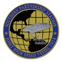 Logo Southern Partnership Station Grafik: U.S. Navy