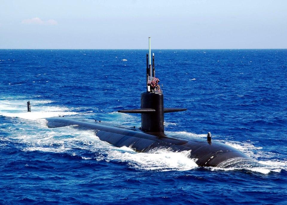 USS NORFOLK SSN-714 Bild: U.S. Navy