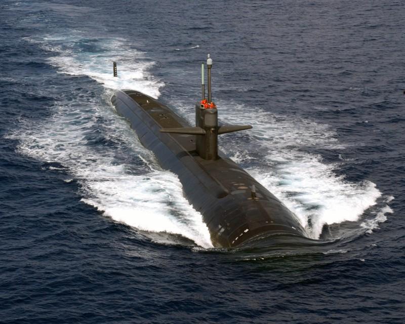 USS LOUISVILLE SSN-724  Bild: U.S. Navy