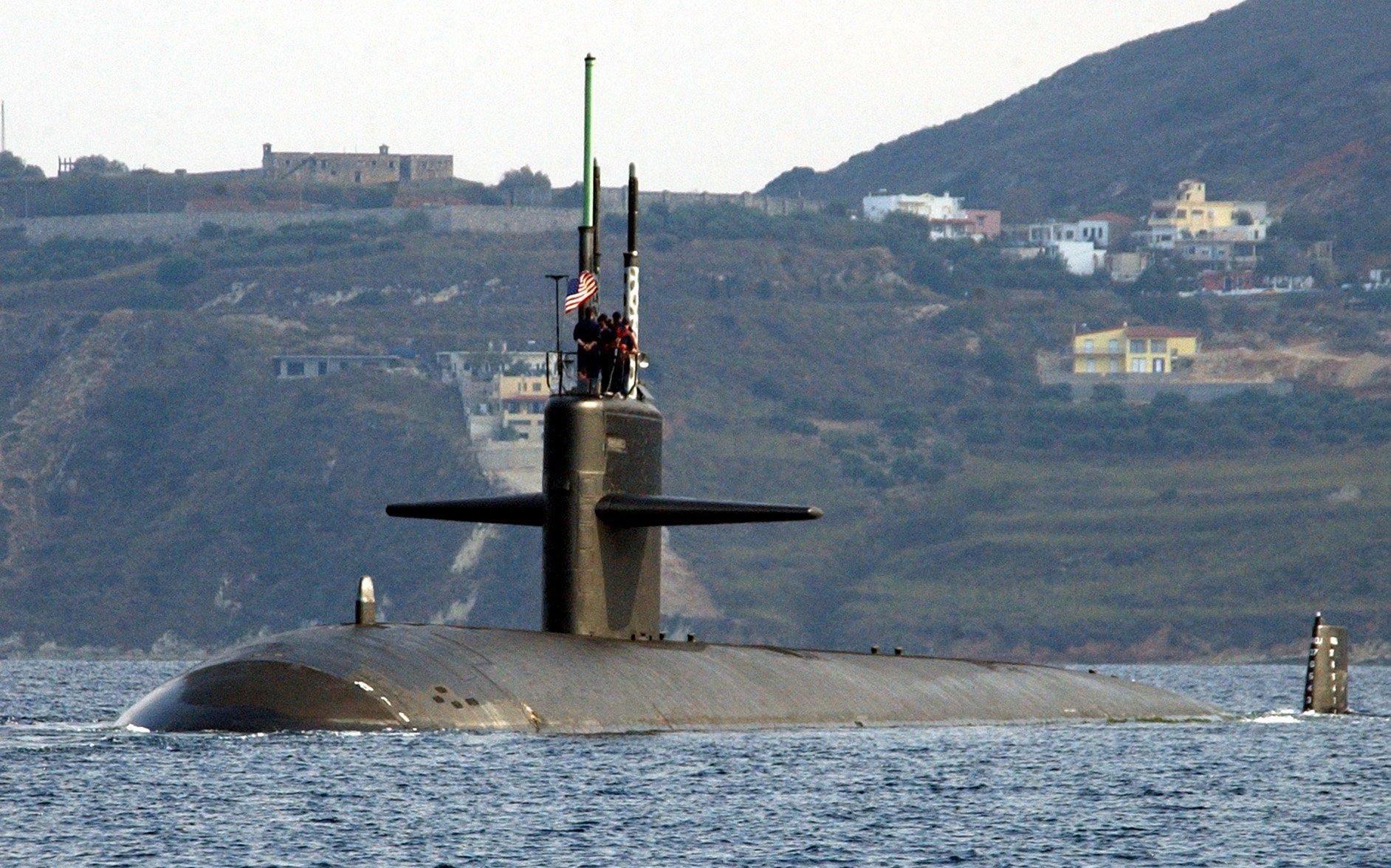 USS NEWPORT NEWS SSN-750 Bild: U.S. Navy