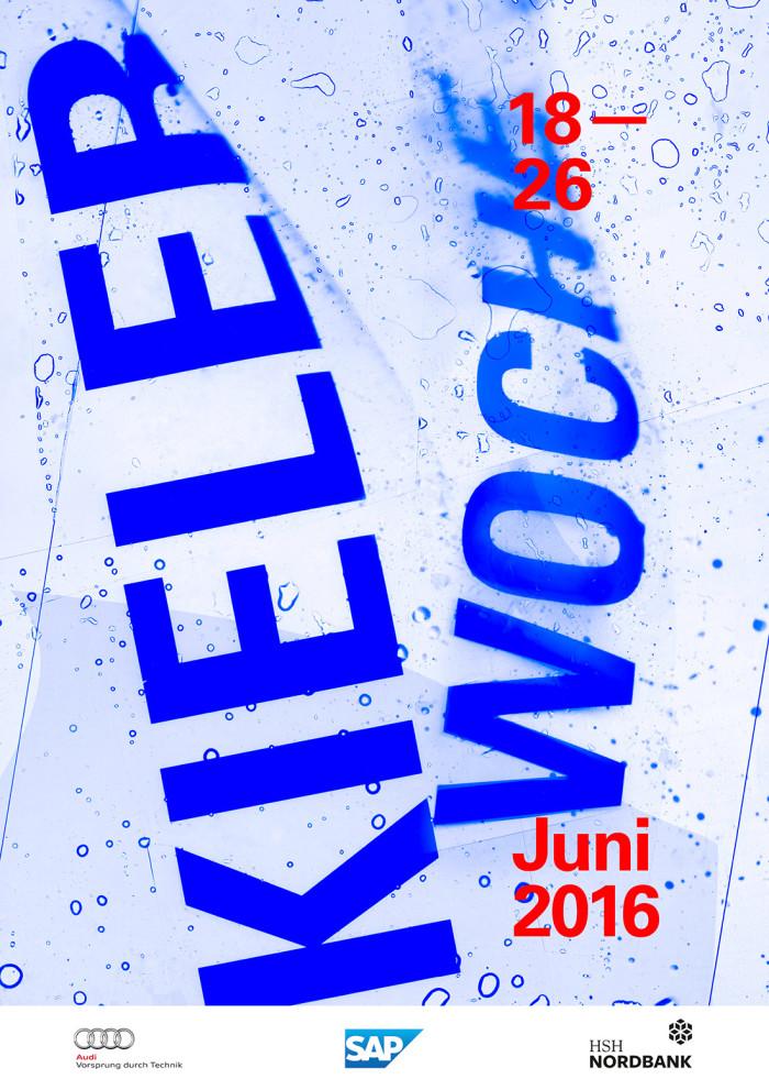 Logo Kieler Woche 2016