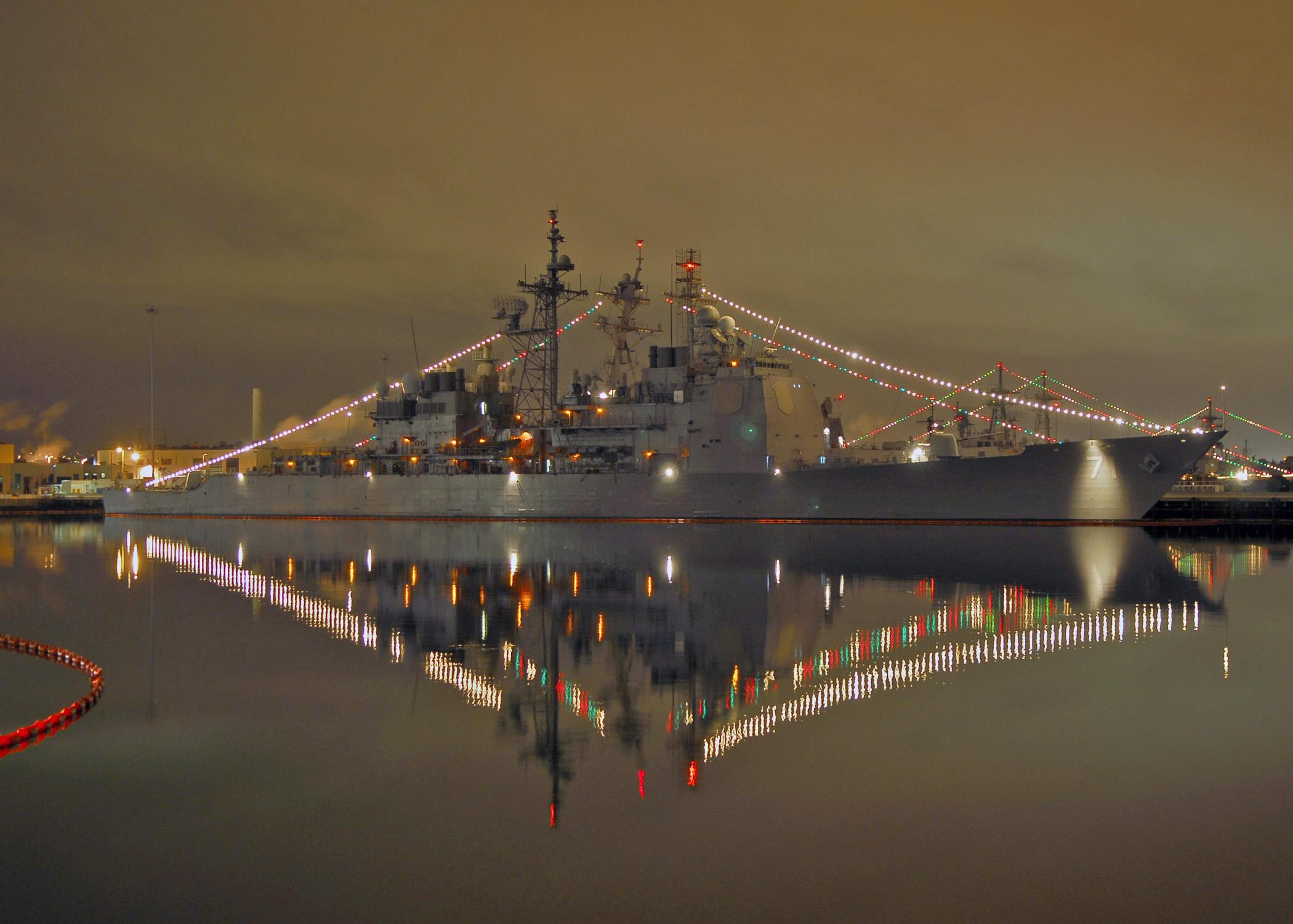 Frohe Weihnachten! | US Navy-Schiffspost