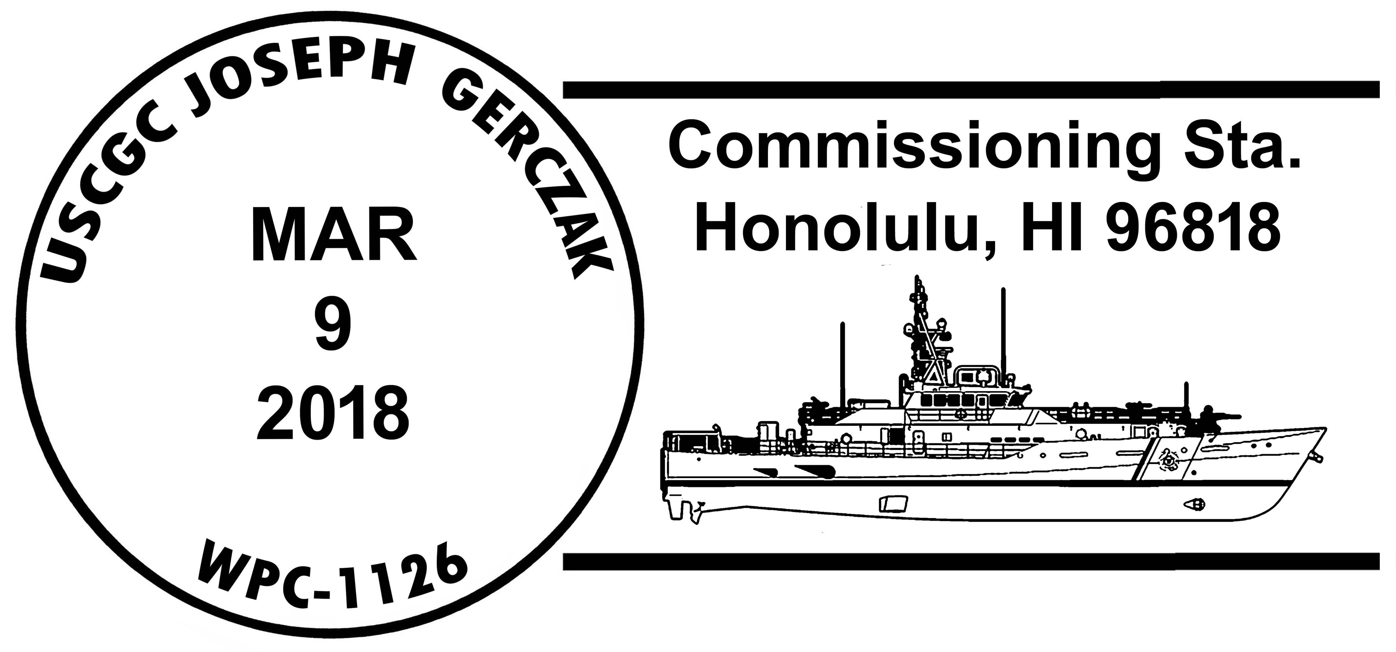 Dezember | 2017 | US Navy-Schiffspost