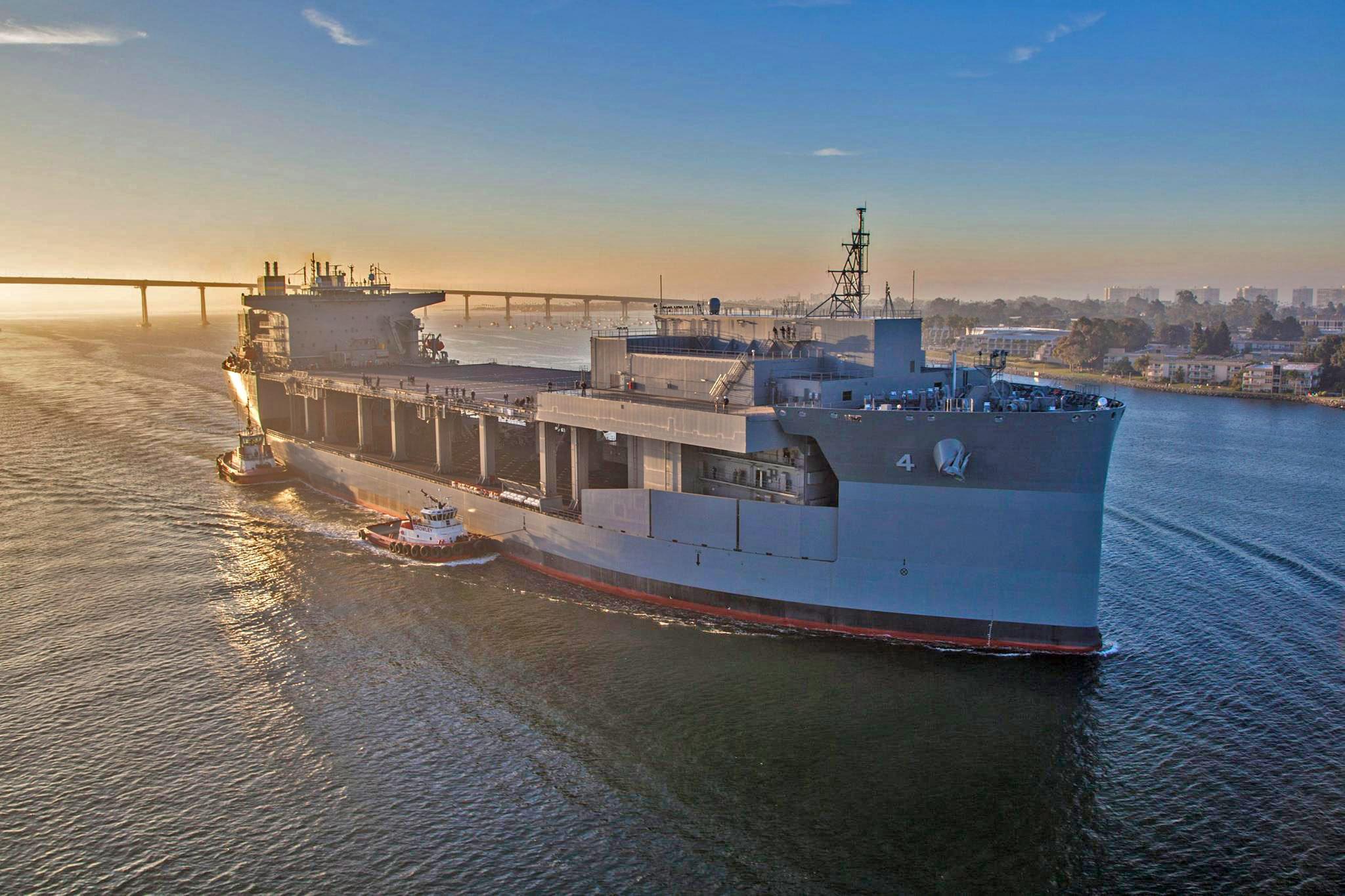 Januar | 2018 | US Navy-Schiffspost